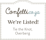 Tie the Knot, Overberg